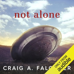 Not Alone (Unabridged)