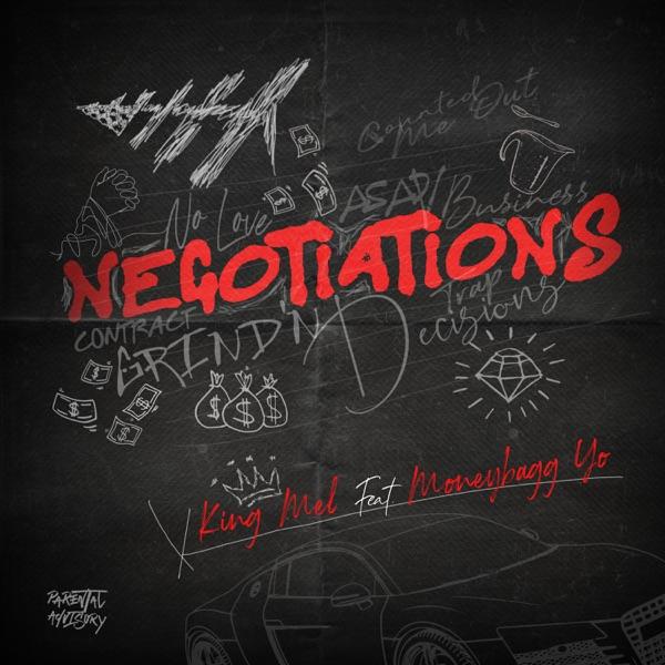 Negotiations (feat. Moneybagg Yo) - Single