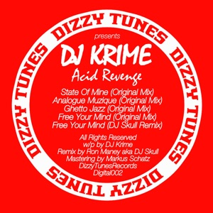 DJ Krime - State of Mine