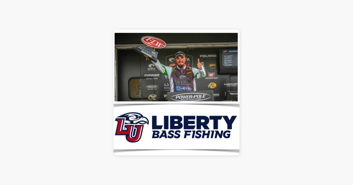 91fe10d0fe  Bass Cast Radio  A Conversation with Costa FLW Winner Nick Thliverous   Liberty  University Fishing President Coleman Roberts on Apple Podcasts