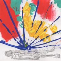 サスライナンバープレート - morning lightning artwork