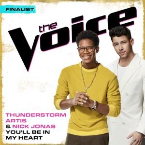 Thunderstorm Artis & Nick Jonas - You'll Be In My Heart