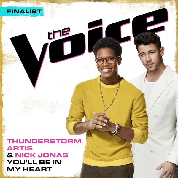 You'll Be In My Heart (The Voice Performance) - Single