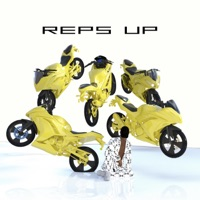 Reps Up - Single Mp3 Download