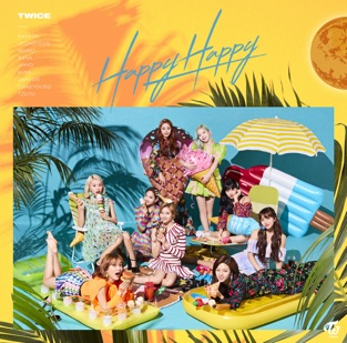 TWICE – HAPPY HAPPY – EP [iTunes Plus AAC M4A]