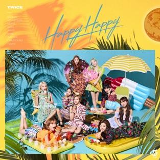 TWICE – HAPPY HAPPY – EP [iTunes Plus AAC M4A]