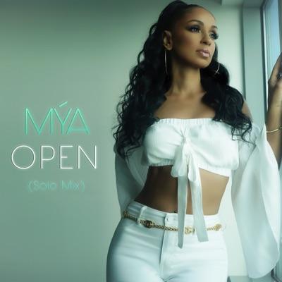 Open (Solo Mix) - Single - Mya