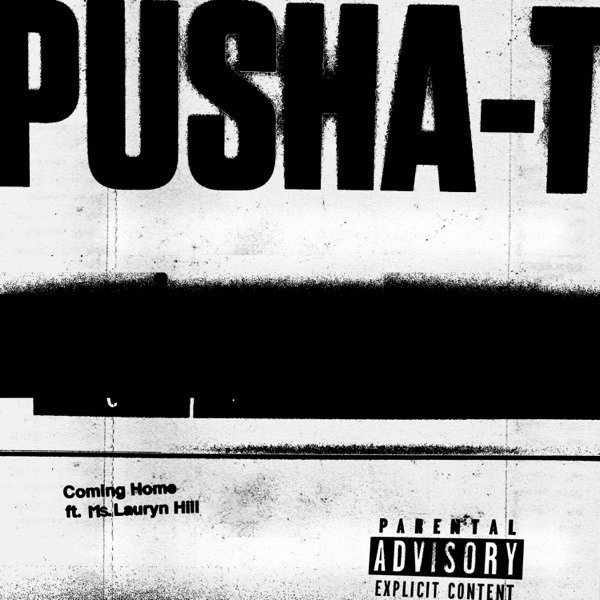 iTunes Artwork for 'Coming Home (feat. Ms. Lauryn Hill) - Single (by Pusha T)'