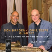 Don Braden / Joris Teepe Quartet - Speak Like a Child (Live)