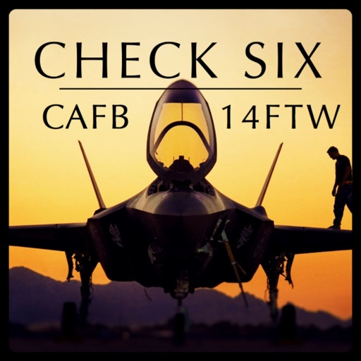Cover image of Check Six Podcast