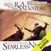 R.A. Salvatore - Starless Night: Legend of Drizzt: Legacy of the Drow, Book 2 (Unabridged)  artwork