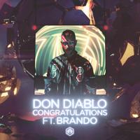 Congratulations (feat. Brando)-Don Diablo