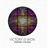 Urshan College - Victory Is Won  artwork
