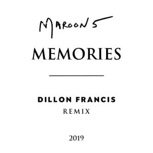 Maroon 5 & Dillon Francis - Memories (Dillon Francis Remix)