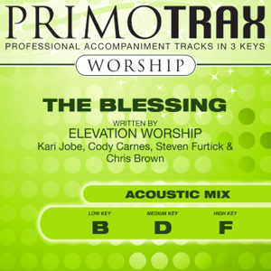 Oasis Worship & Primotrax Worship - The Blessing (Worship Primotrax) [Performance Tracks] - EP