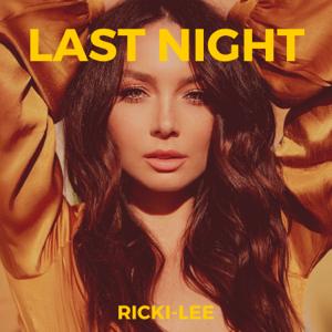 Ricki-Lee - Last Night