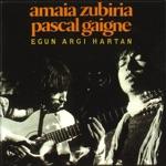 Amaia Zubiria & Pascal Gaigne - Egun argi hartan