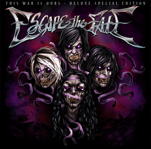Escape the Fate - This War Is Ours (The Guillotine II)