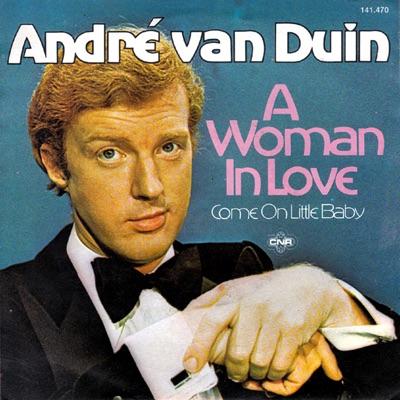 A Woman in Love - Single - Andre van Duin