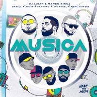 Música (feat. Myke Towers, Darell & Arcángel) DJ Luian, Mambo Kingz & Farruko