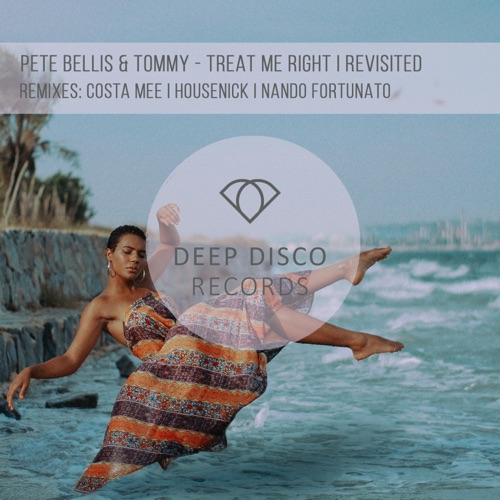 Pete Bellis Tommy - Treat Me Right / Revisited Image
