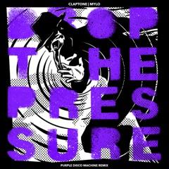 Drop the Pressure (feat. Purple Disco Machine) [Purple Disco Machine Remix]