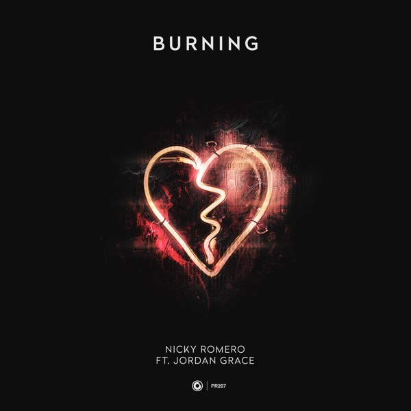 Burning (feat. Jordan Grace) - Single