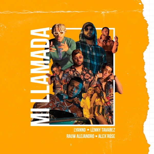 Mi Llamada (feat. Lenny Taváres) - Single
