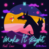 BTS - Make It Right (feat. Lauv) [EDM Remix] artwork