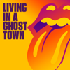 The Rolling Stones - Living In A Ghost Town illustration