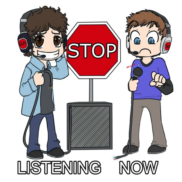 Stop Listening Now Podcast