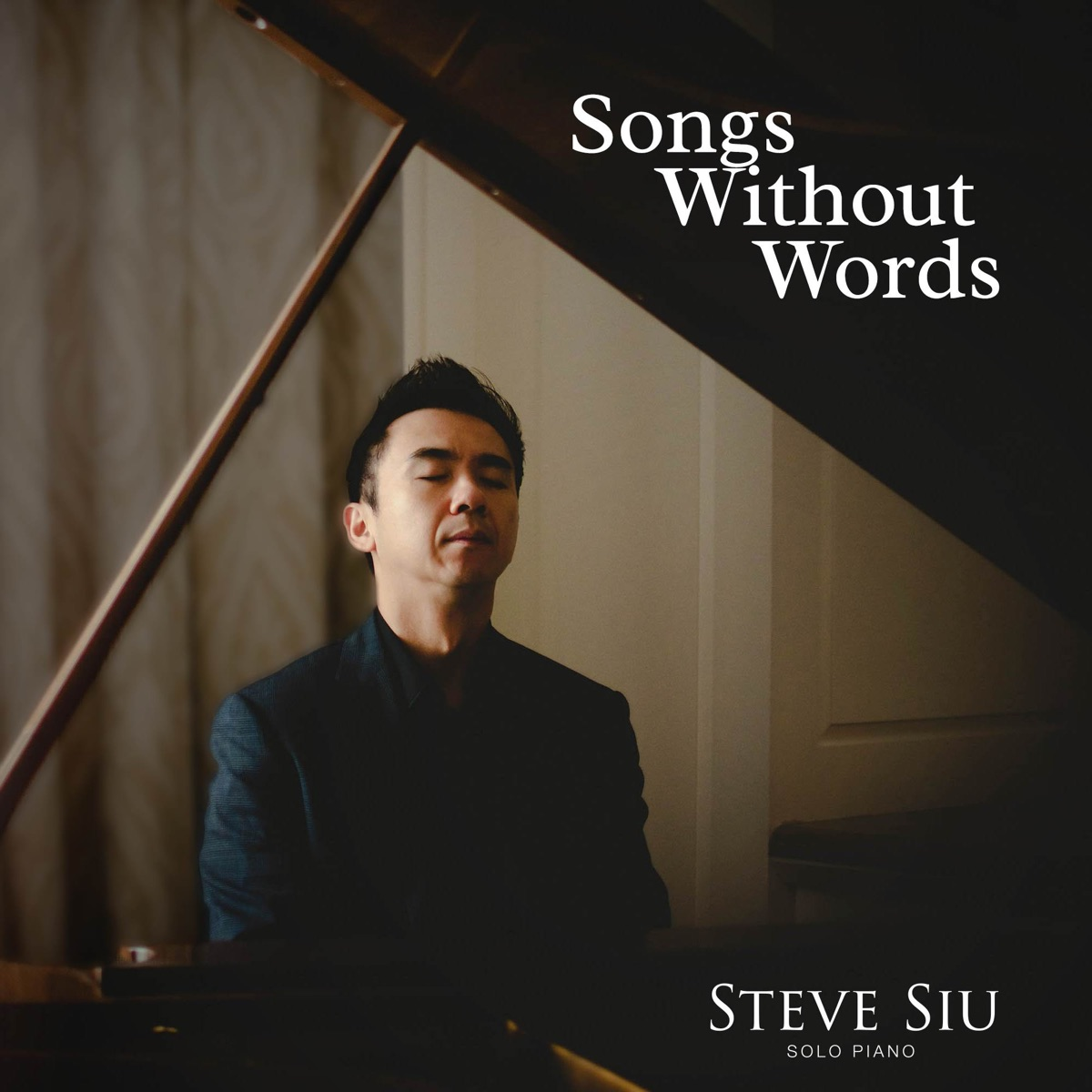 Songs Without Words Steve Siu CD cover