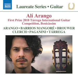 Alí Arango - Alí Arango, Leo Brouwer & Others: Guitar Works