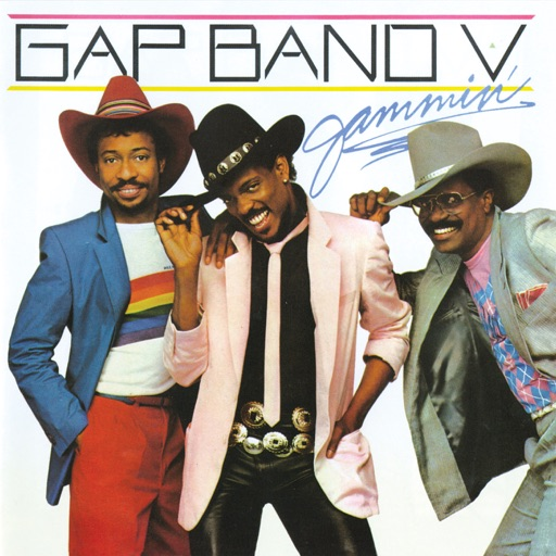 Art for Jam the Motha' by The Gap Band