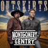 Montgomery Gentry - Outskirts artwork