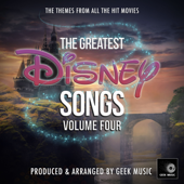 The Greatest Disney Songs, Vol. 4