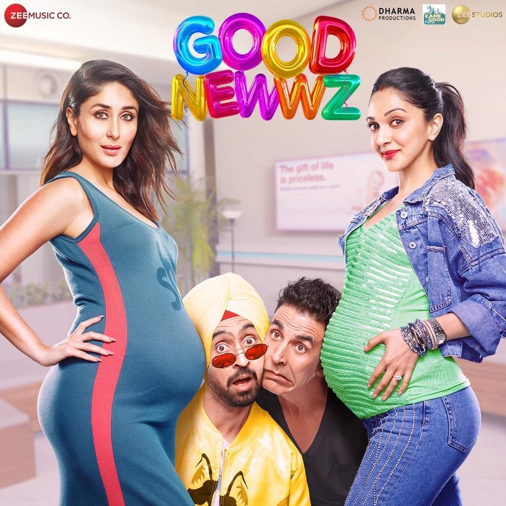 Good Newwz (Original Motions Pictures Soundtrack) – Album (iTunes Plus M4A)