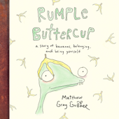 Rumple Buttercup: A Story of Bananas, Belonging, and Being Yourself (Unabridged)