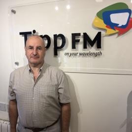 Tipp FM Radio: Tipp Today Highlights Barry Spearman on Apple