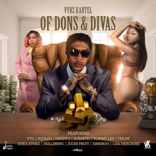 Vybz Kartel – Of Dons & Divas [iTunes Plus AAC M4A]