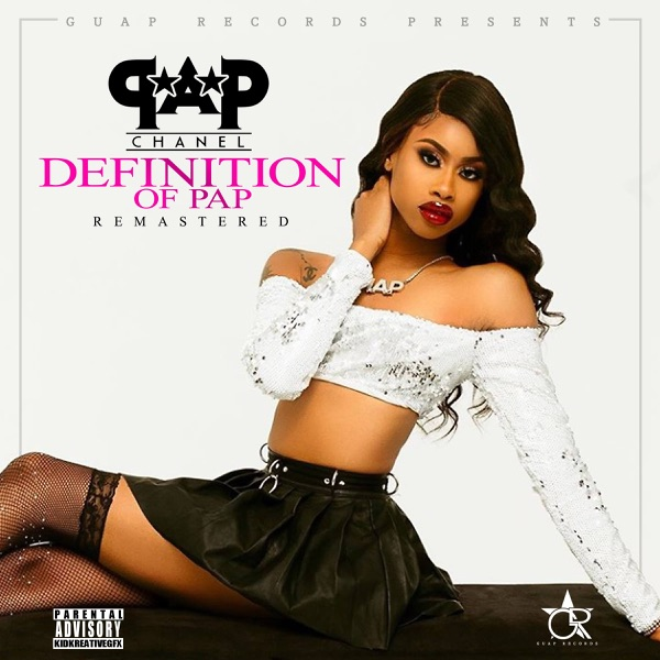 The Definition of P.A.P. - EP