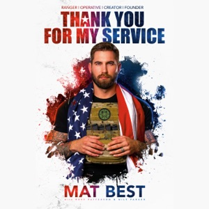 Thank You for My Service (Unabridged) - Mat Best, Ross Patterson & Nils Parker audiobook, mp3