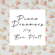Run Away (Instrumental) - Piano Dreamers