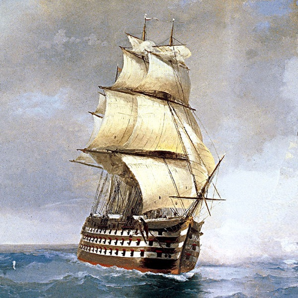 Aivazovsky Waves Podcast Series