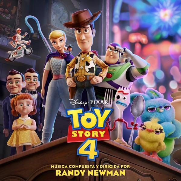 Toy Story 4 (Banda Sonora Original en Castellano)