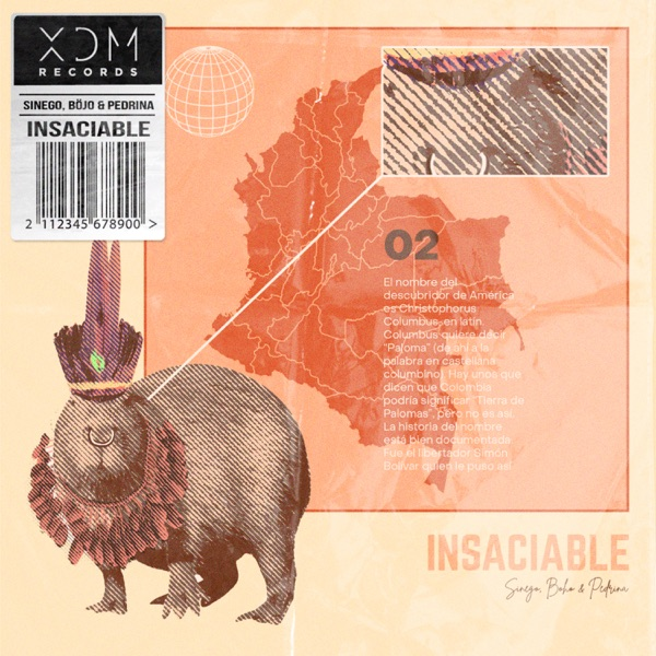 Insaciable - Single
