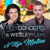 Roy Donders & Wesley Klein - Al Mijn Maten kunstwerk