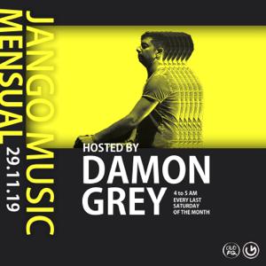 """Damon Grey - """"La Mensuelle"""" Episode 9 CLUB FG (DJ Mix)"""