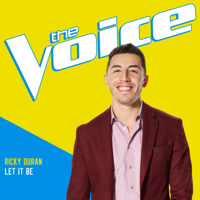 Ricky Duran - Let It Be (The Voice Performance)