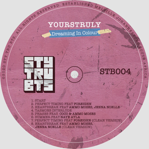 YoursTruly - Dreaming in Colour